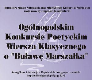 Konkurs Poetycki